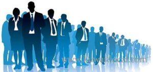 Businessmen Standing