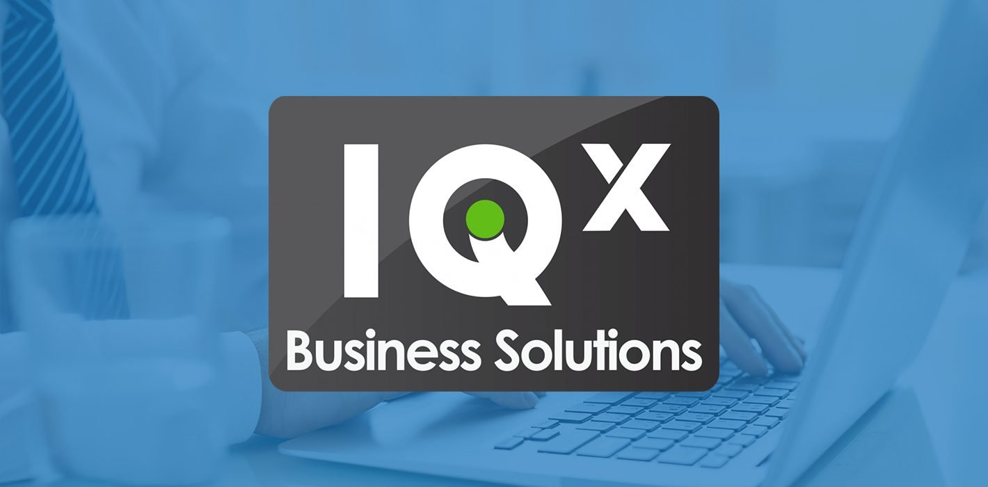 IQX Business Solutions Logo