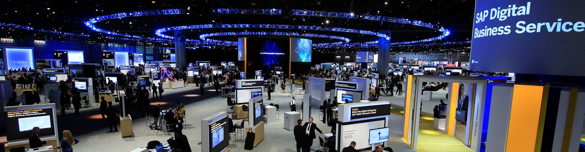 Image of the floor at sapphirenow